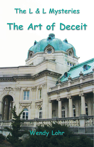 book cover for The Art of Deceit