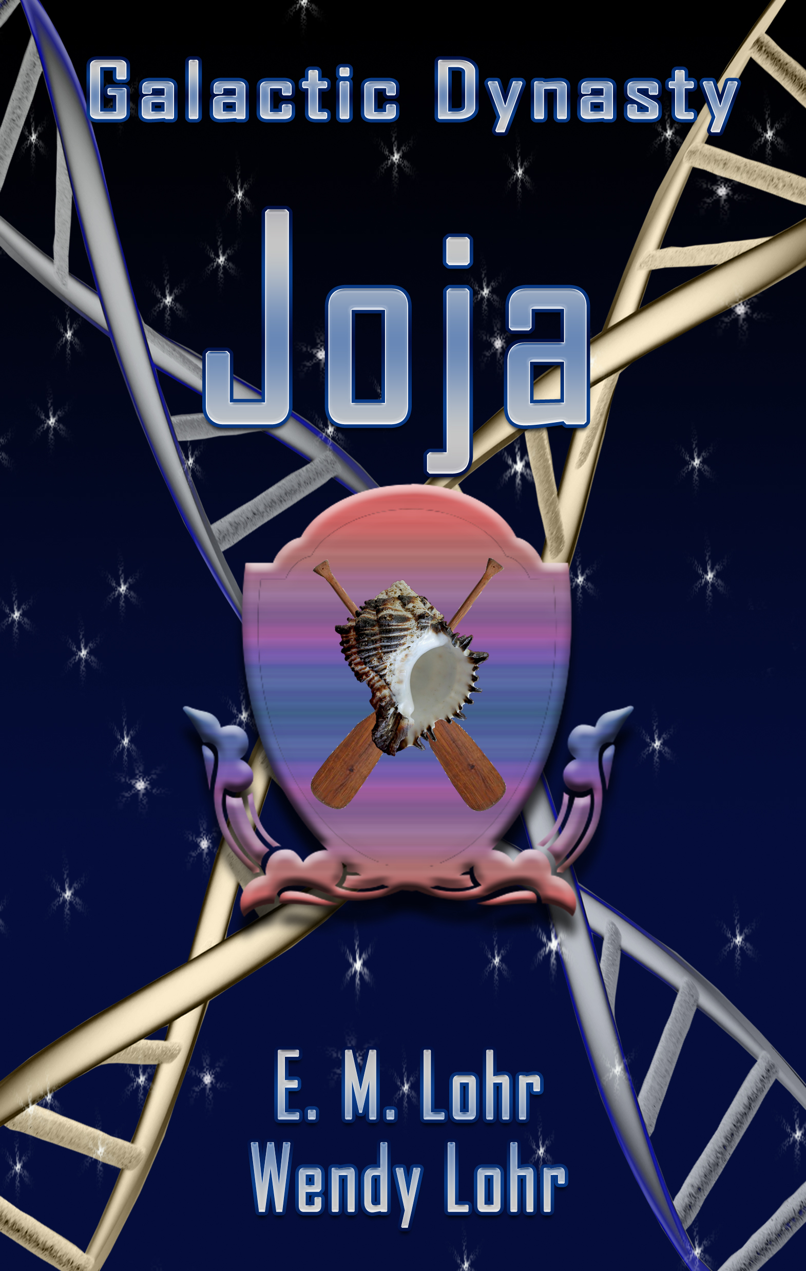 book cover for Joja