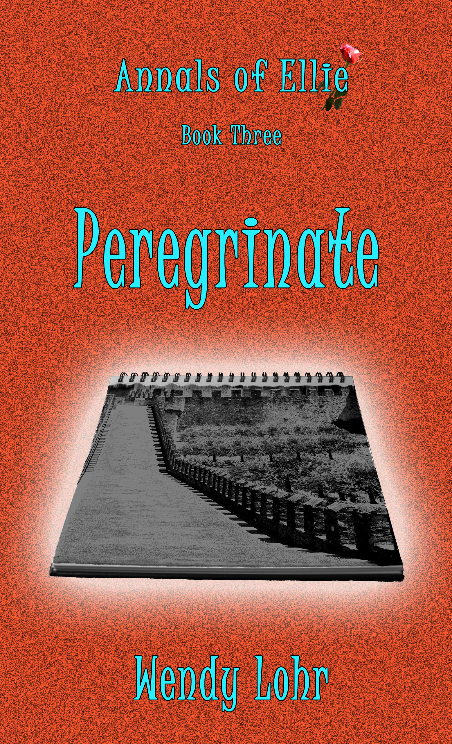 book cover for Peregrinate